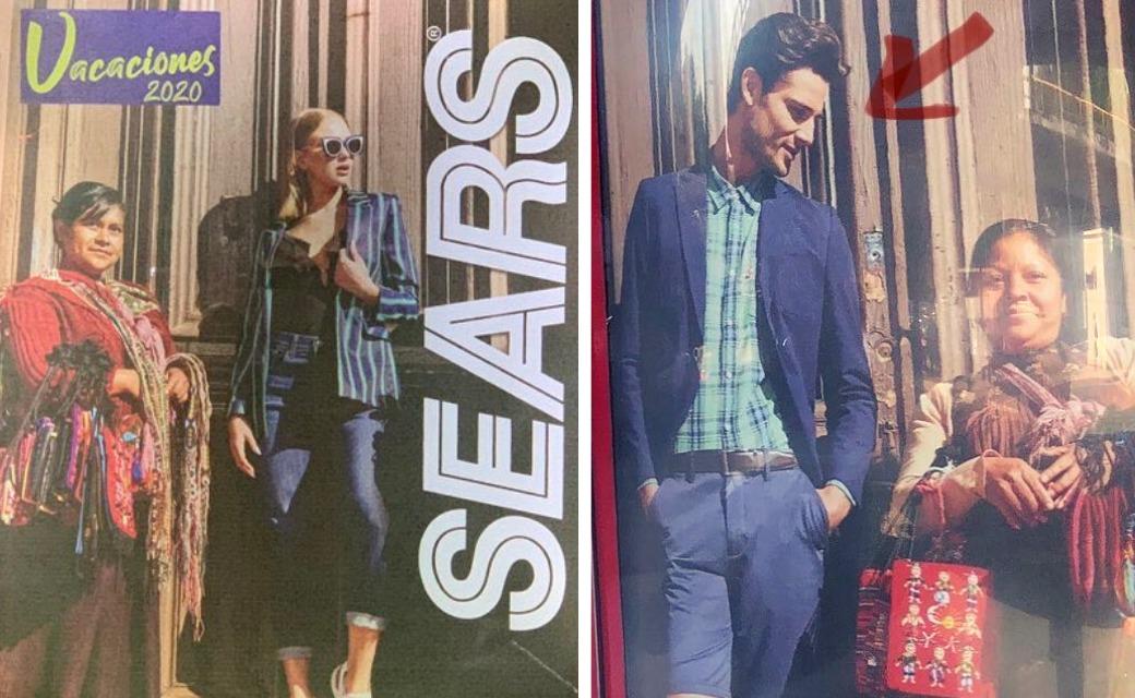 Sears publicidad clasista