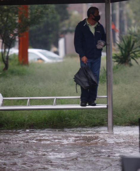lluvias edomex carros inundados