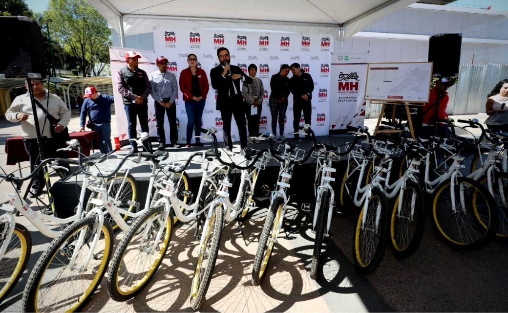 ¡La alcaldía Miguel Hidalgo dará 2 mil bicicletas! Checa los requisitos 1