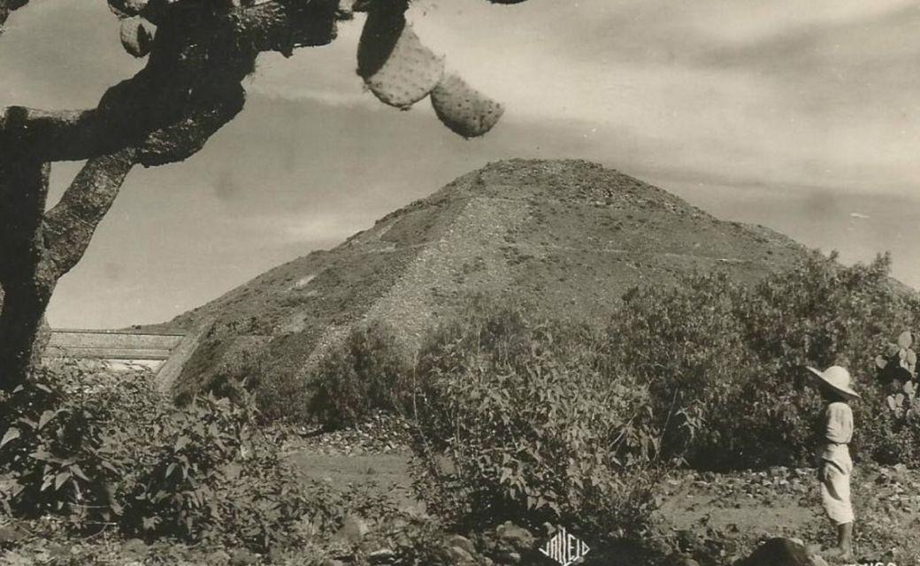 fotos antiguas teotihuacan 1 edomex