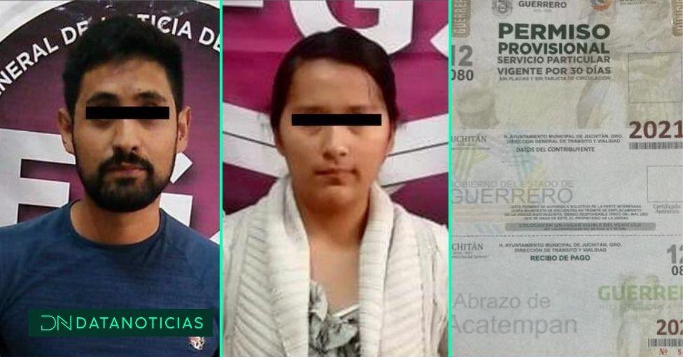 detienen a dos por expedir licencias de conducir de guerrero ilegales en edomex portada