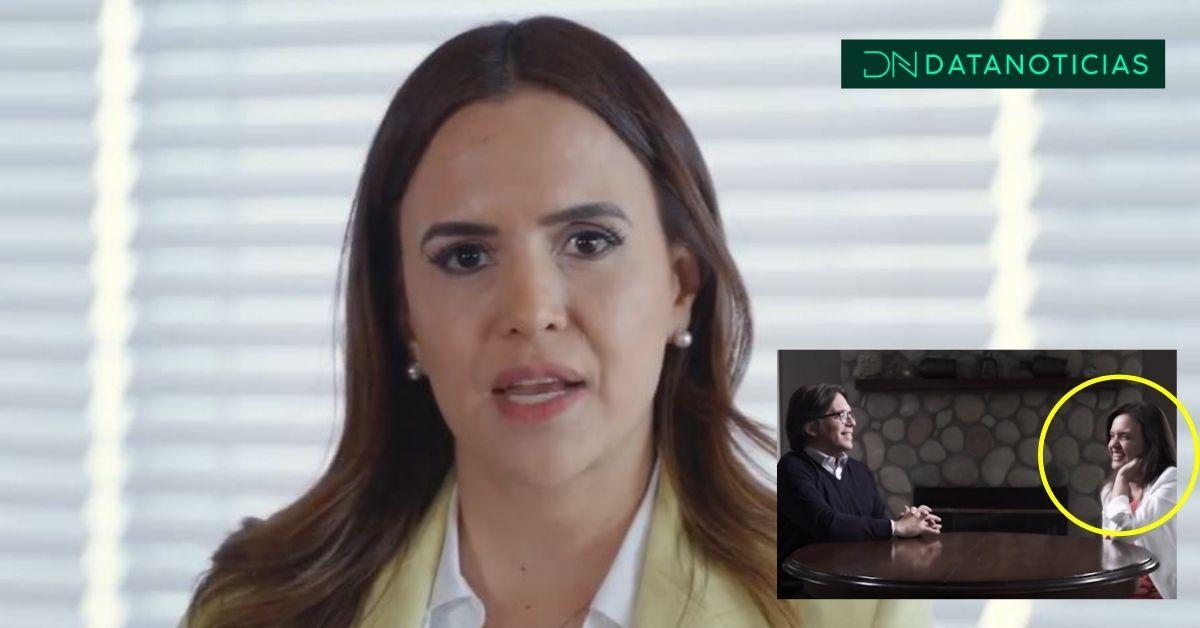 _Clara Luz Flores responde a video de ella con Raniere_ fui engañada portada