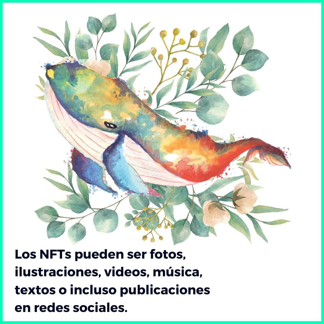 que son los nfts explicación español mexico 1 (1)