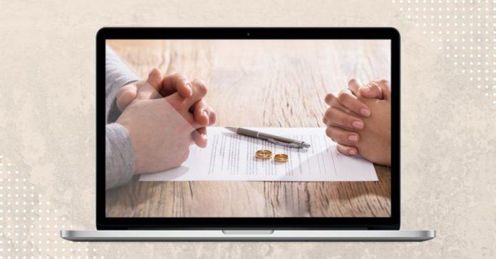 Divorcios en línea en CDMX y Edomex. Menos de un mes y desde 10 mil pesos portada