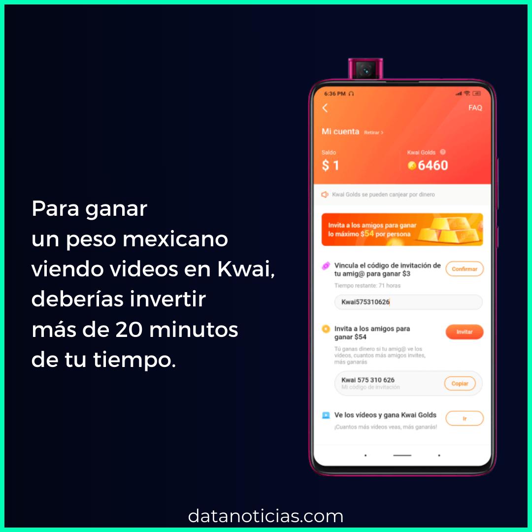 Kwai_ la engañosa app que te promete dinero por ver videos 2