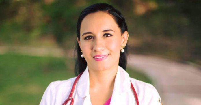 Michelle Nuñez candidata Morena Valle de Bravo 2021