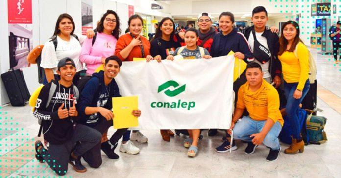 Mientras tu te burlas del CONALEP, sus alumnos se van a estudiar al extranjero portada