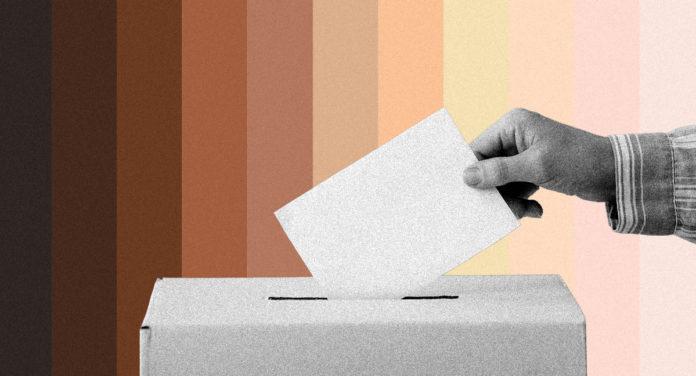Tono de piel de candidatas mujeres a diputaciones federales en 2018 portada ok