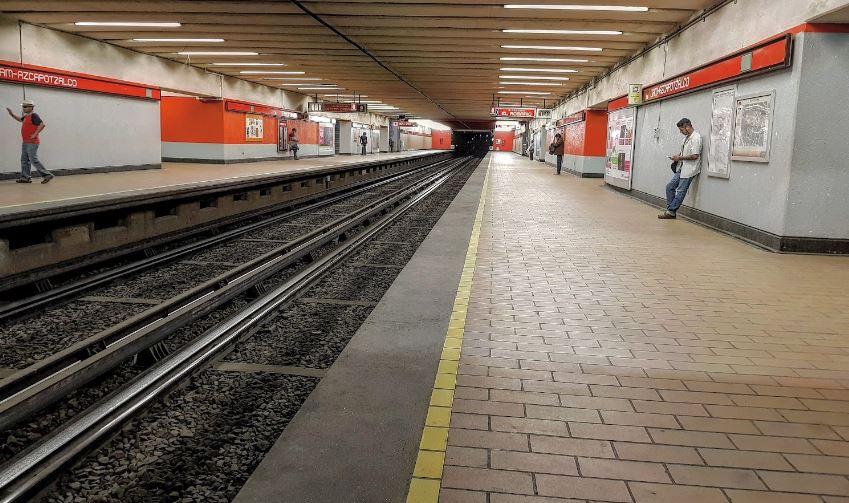 metro cdmx azcapotzalco transporte público 3