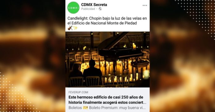 CDMX Secreta conciertos Candlelight no son fraude, dice empresa. Pero cientos están furiosos portada 1