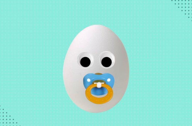 Cuidar un huevo en la secundaria no era para enseñarte a ser mamá o papá portada