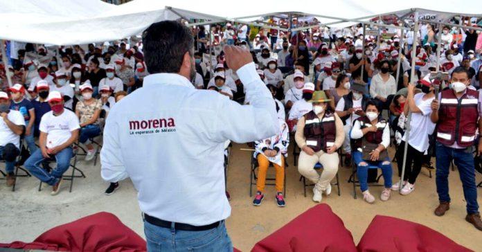Encuestas en Azcapotzalco pronostican victoria de Morena en las elecciones portada
