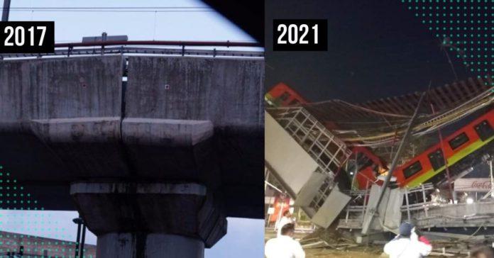Gobierno de Mancera 'garantizó' que la Línea 12 del Metro no se caería portada