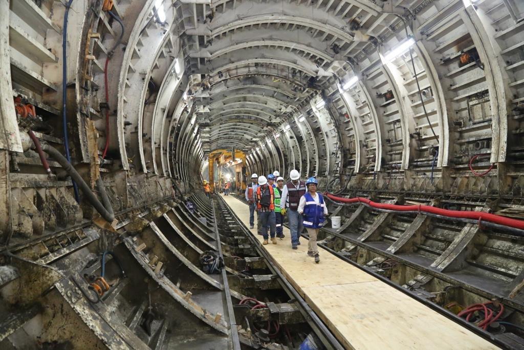 La Línea 12 del Metro y otras obras que Carlos Slim ganó con Grupo Carso CICSA 3