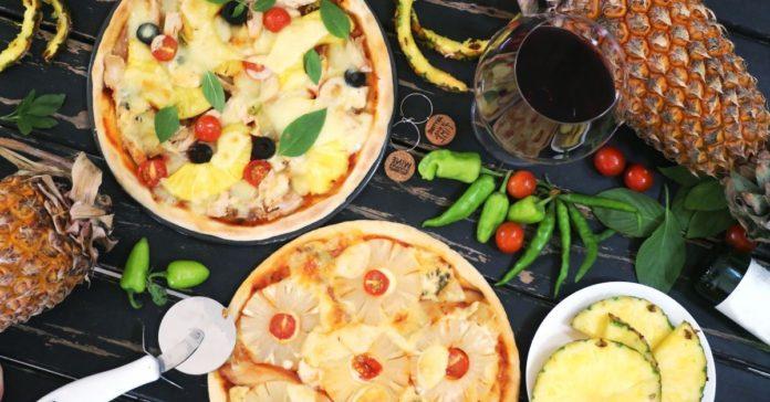 La pizza ¿con o sin piña El debate de nunca acabar portada 1 (1)