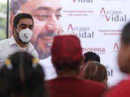 Vidal Llerenas amplía ventaja en Azcapotzalco. Morena va por el norte de la CDMX portada