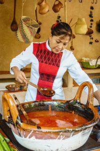 Hay 7 moles característicos de Oaxaca