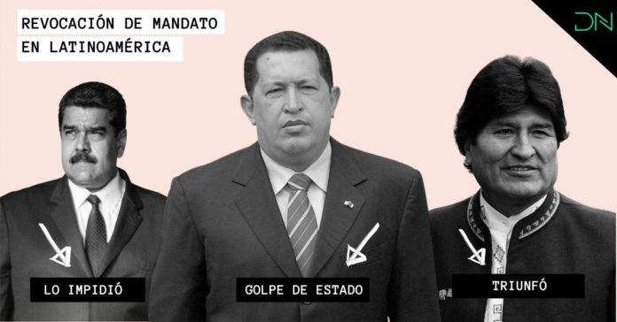 Quitar a AMLO en 2022, ¿es deseable Revocación de mandato en otros países PORTADA