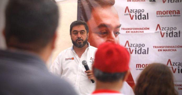Última encuesta antes de las elecciones da triunfo a Vidal Llerenas en Azcapotzalco