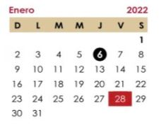 El regreso a clases será el 6 de enero