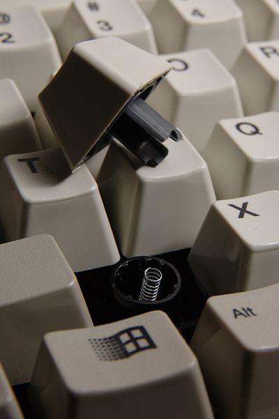 ¿Lo tienes guardado El teclado de 5 mil pesos que todo el mundo busca portada 3 ibm modelo m