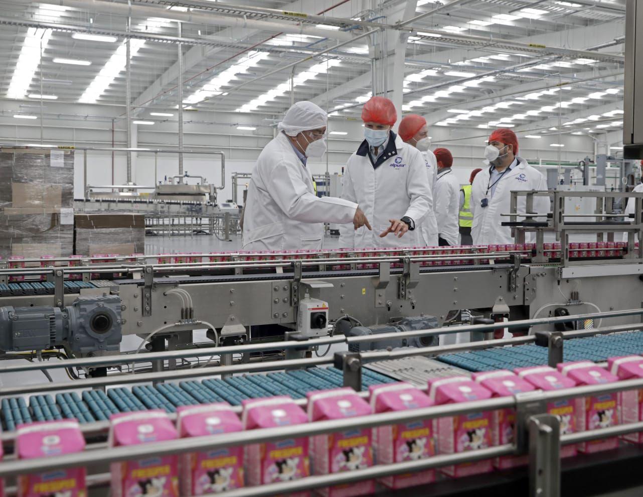 Varias empresas de Edomex generan empleos en la entidad   Foto: Gobierno Edomex
