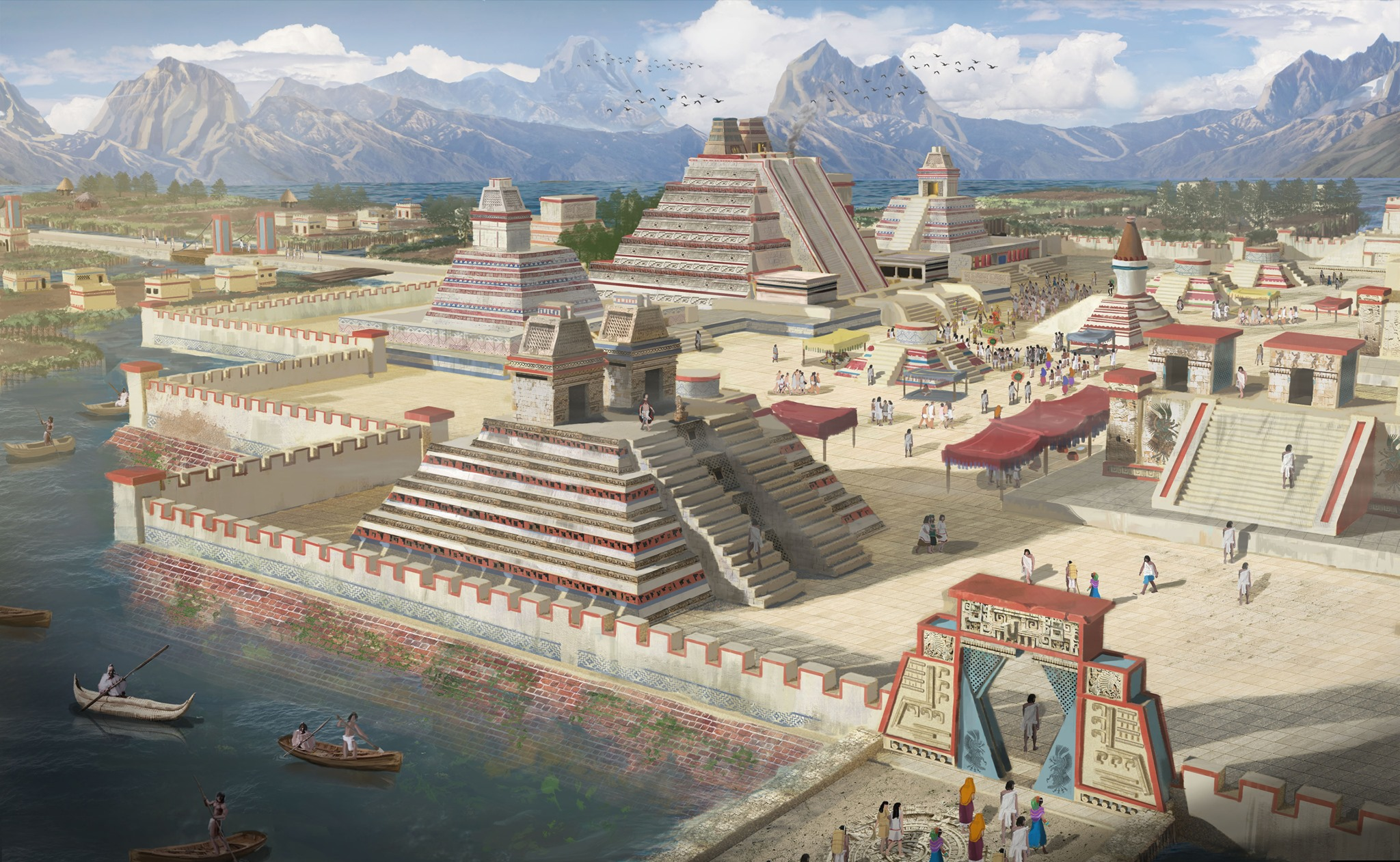Mictlan: An Ancient and Mythical Tale