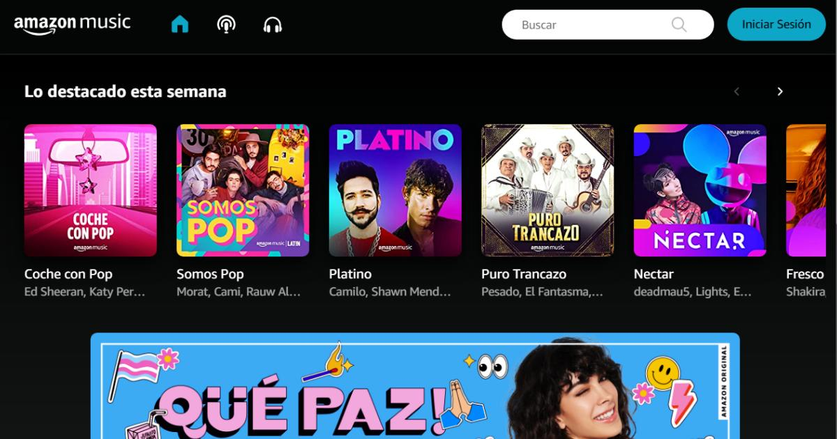 Amazon-Music-Servicio-streaming-musical