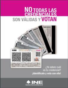 También puedes renovar tu credencial para votar