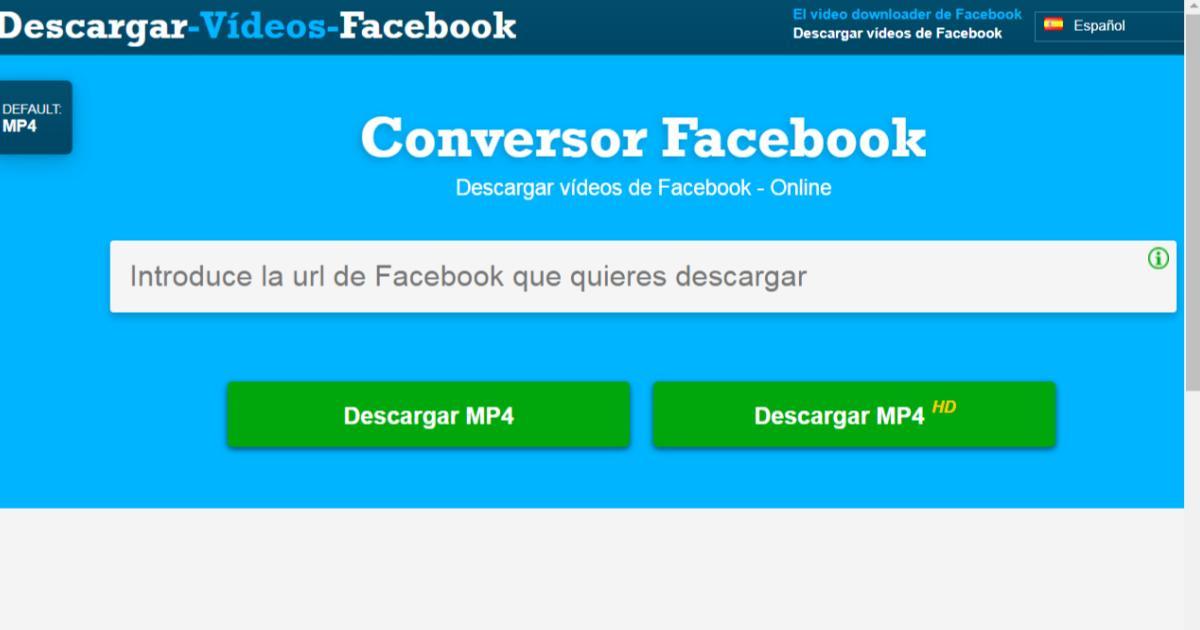 Cómo-descargar-videos-de-Facebook-Downloadvideos