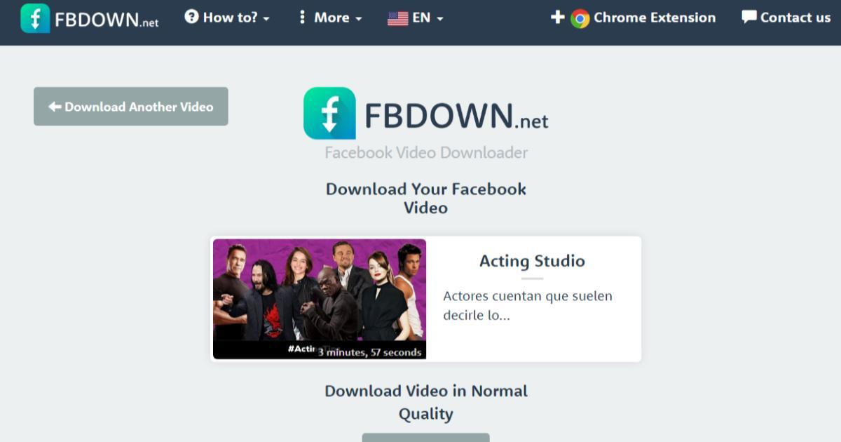 Cómo-descargar-videos-de-Facebook-Fbdown