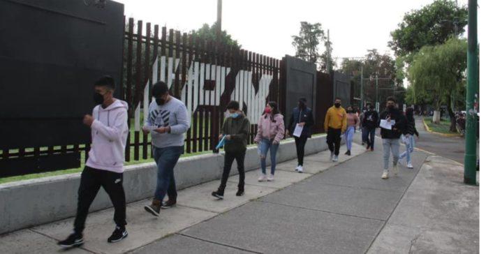 El IPN anuncia que no habrá clases presenciales portada