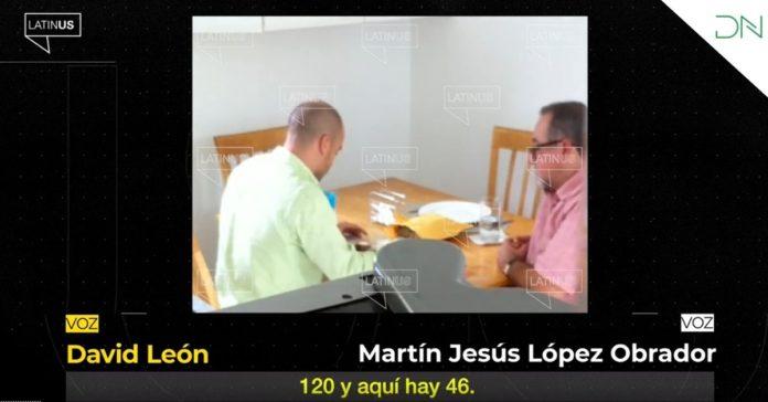 Loret exhibe en video a otro hermano de AMLO recibiendo fajos de dinero portada