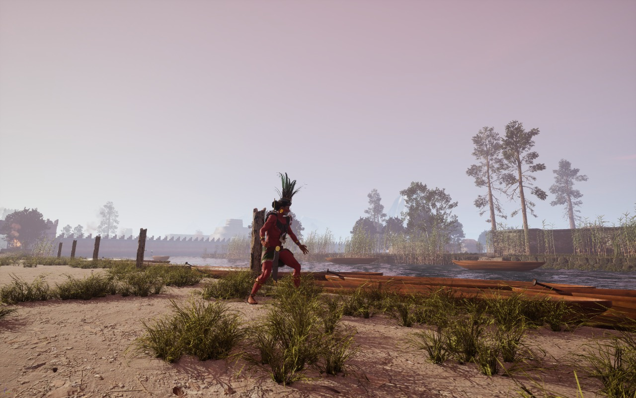 Mictlan El videojuego que te llevará a recorrer Tenochtitlán y el inframundo mexica 3