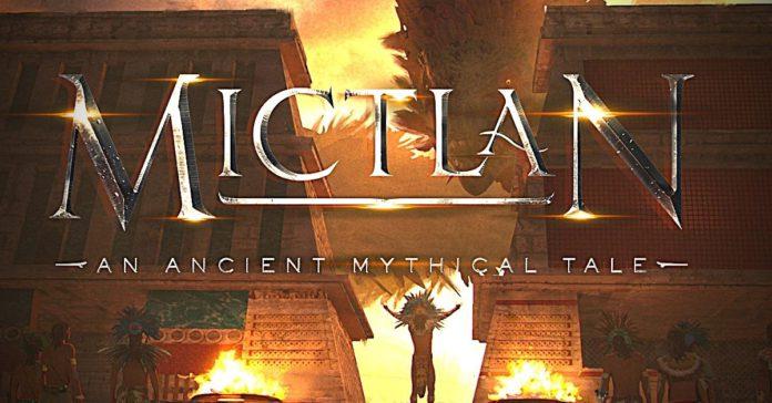 Mictlan El videojuego que te llevará a recorrer Tenochtitlán y el inframundo mexica portada