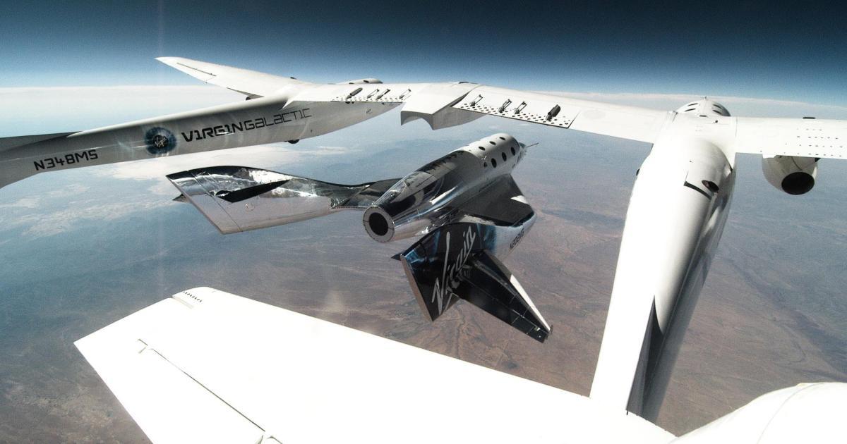 Nave-espacial-VSS-Unity-Virgin-Galactic