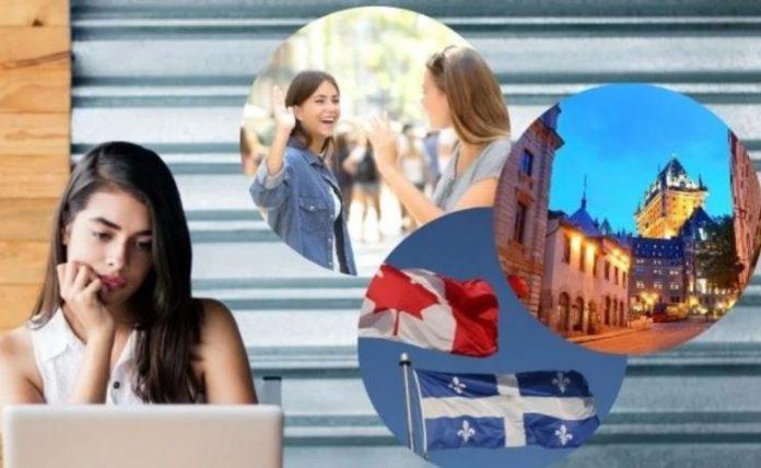 Estas son las opciones de idiomas en UNAM Canadá   Foto: UNAM Canadá