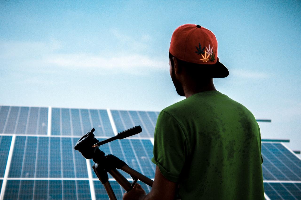 La energía solar es benéfica para el medio ambiente | Foto: Pexels