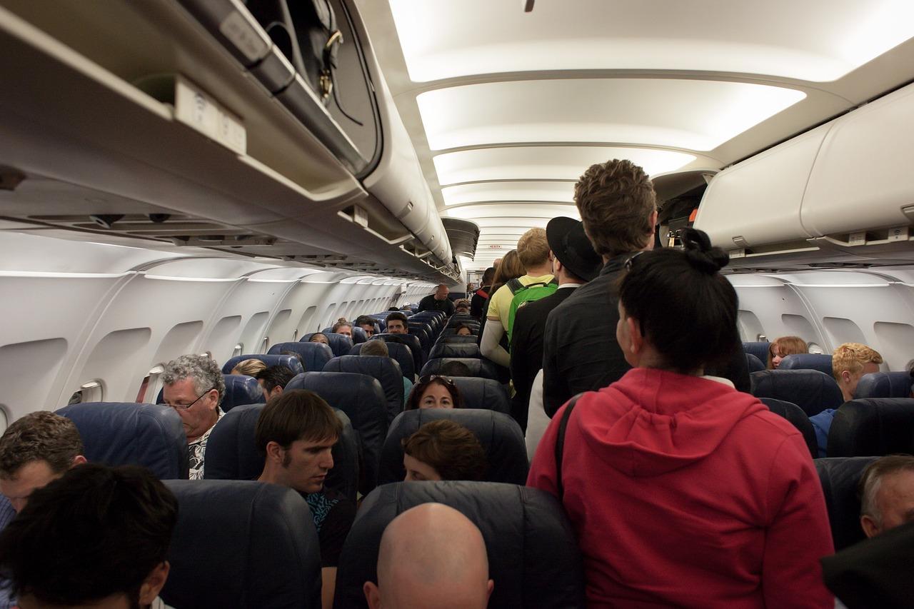 Viajar en avión ha cambiado desde la pandemia   Foto: Pixabay