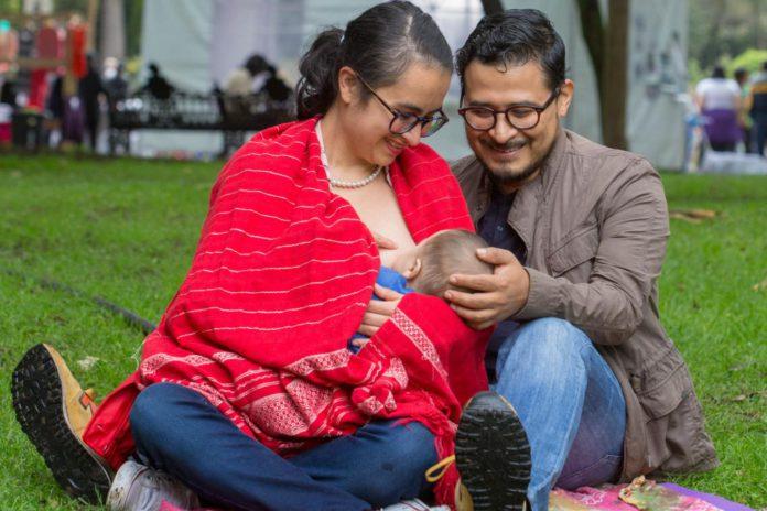 Del 1 al 7 de agosto de cada año es la semana de la lactancia materna   Foto: UNICEFF