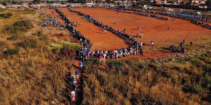 El hambre en Sudáfrica es resultado de una falta de acceso a calorías suficientes y nutrientes   Foto: Project Syndicate