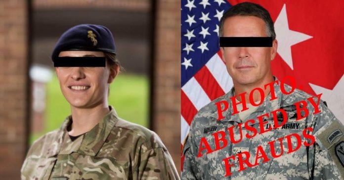 Estafadores usan fotos de soldados del ejército de EU para enamorarte y pedirte dinero portada