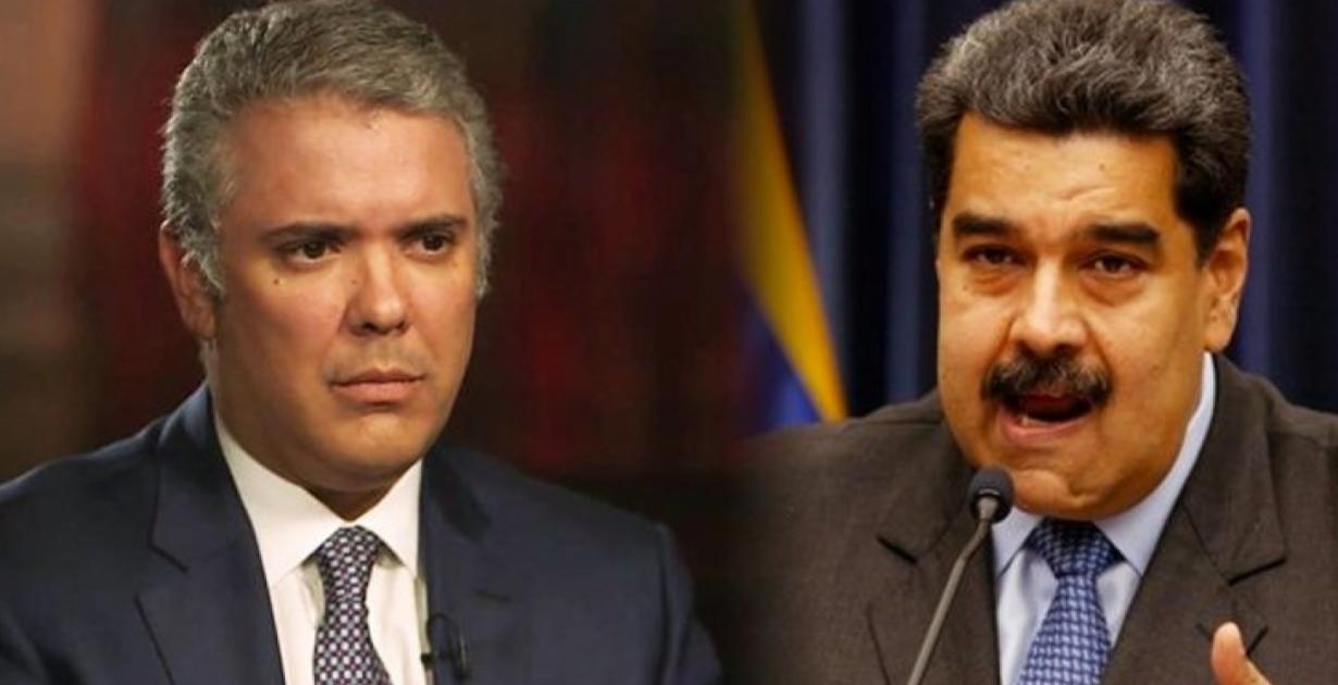 Iván-Duque-y-Nicolas-Maduro