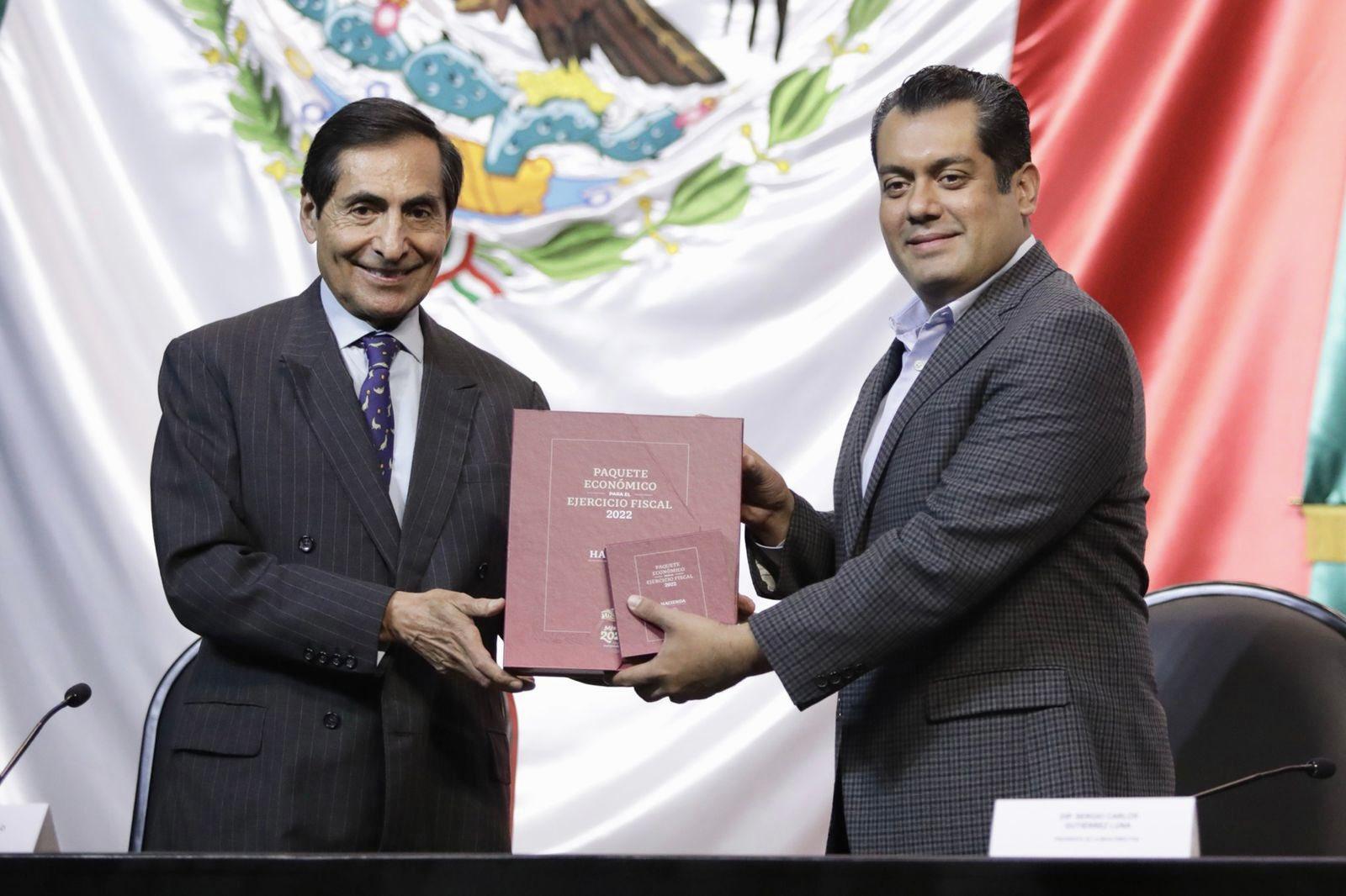Mario Delgado Paquete Económico 2022 es ejemplo de inversión social histórica y finanzas públicas sanas 2