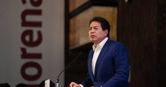 Mario Delgado Paquete Económico 2022 es ejemplo de inversión social histórica y finanzas públicas sanas portada