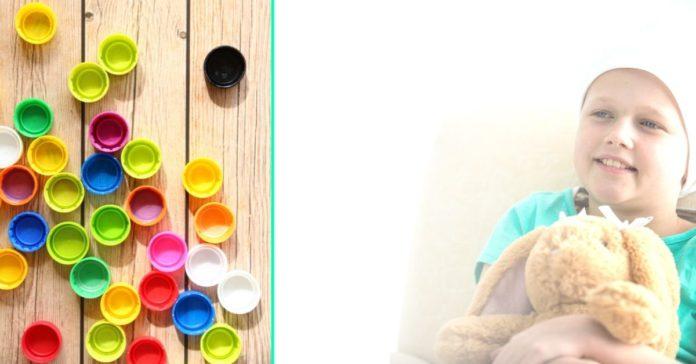 Si juntas tapitas ayudas a niños con cáncer. Te decimos cómo y quiénes lo hacen portada