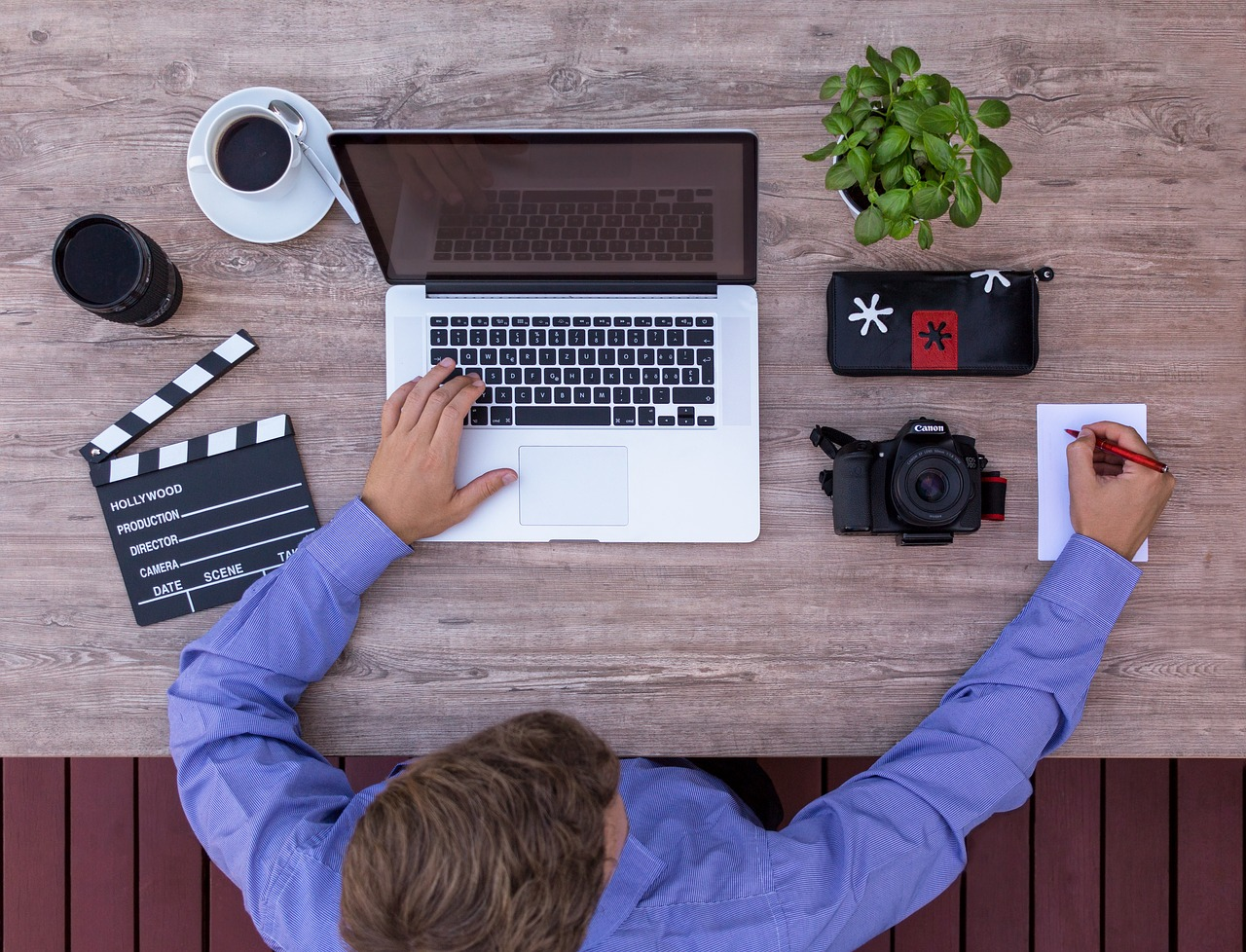 Estas son las opciones para tomar cursos de computación   Foto: Pixabay