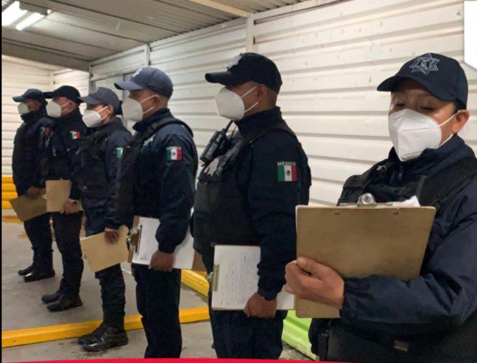 Estos son los requisitos para integrarse a la Policía Municipal   Foto: Facebook Gobierno Ecatepec de Morelos