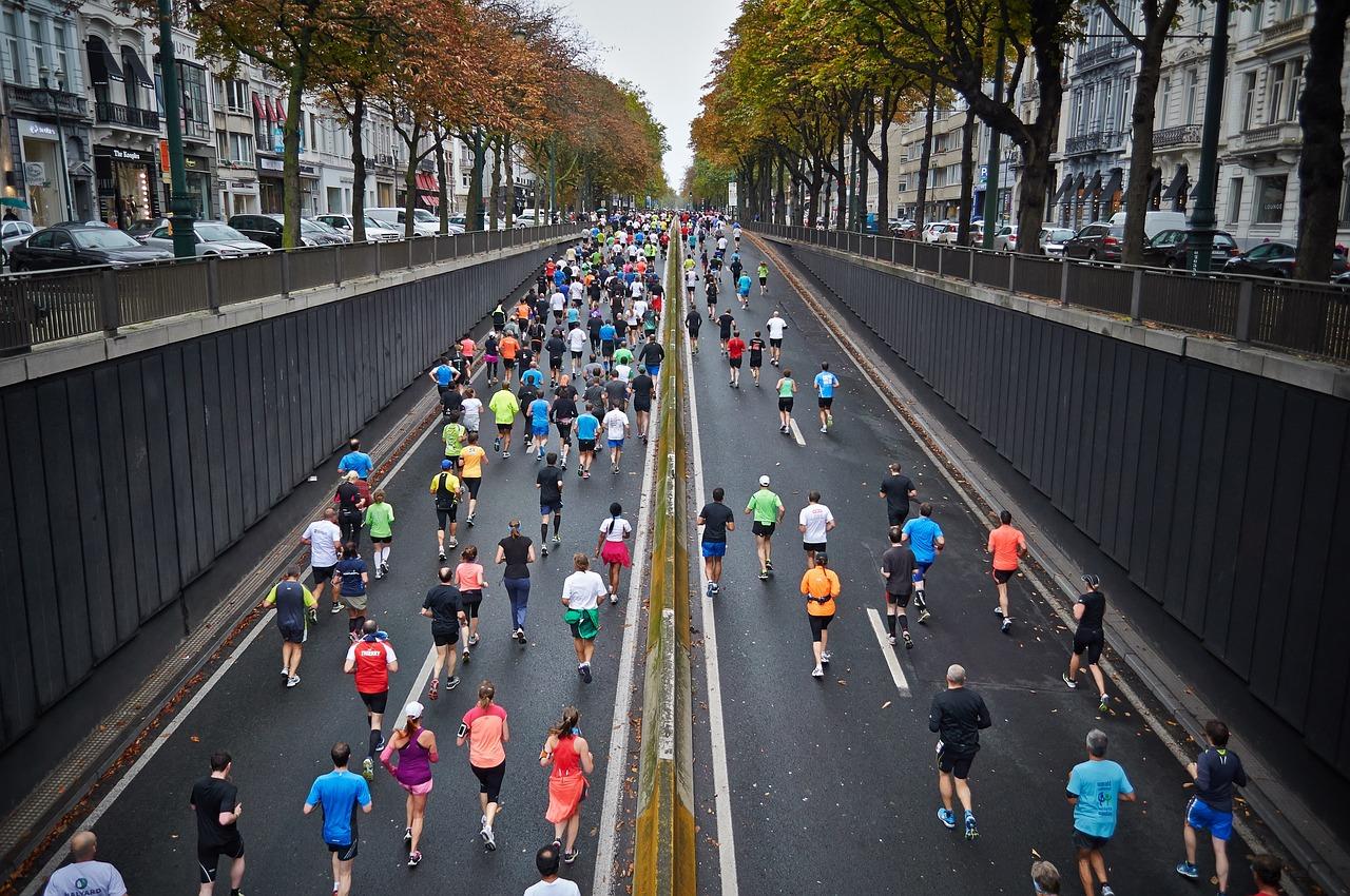Puedes elegir entre maratones de la CDMX o Edomex | Foto: Pixabay