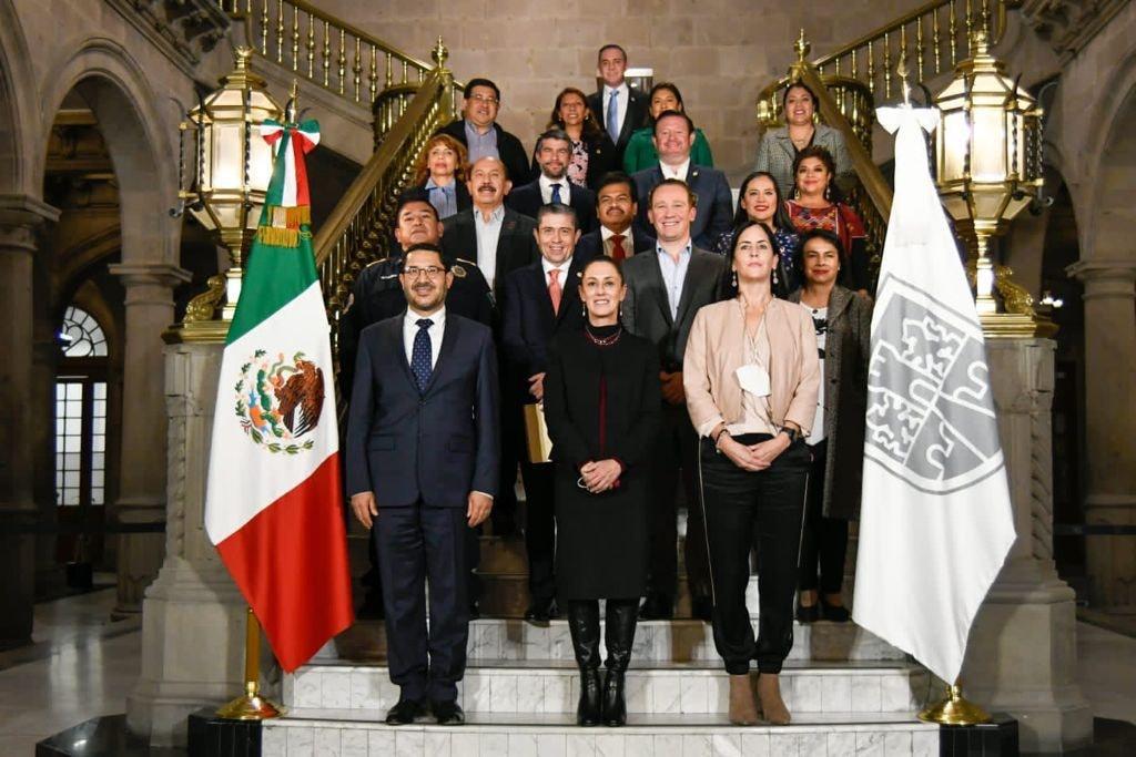 ¿Quién para la CDMX Estos son lo políticos que podrían ser candidatos en 2024 2